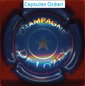 Capsule Jeroboam champagne Boland Nominé tableau