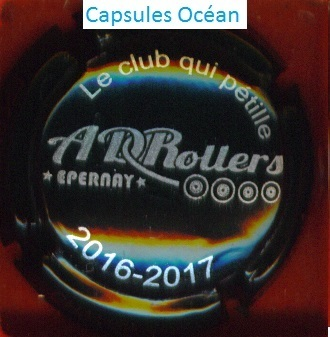"Chateau-Lourdeaux ""AD Rollers 2016-2017"""